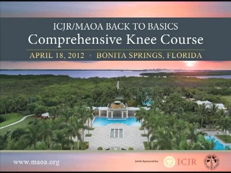 Unicompartmental Knee Arthroplasty - A Viable Alternative