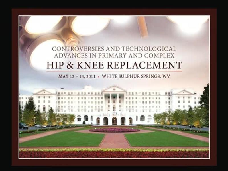 Lateral Unicompartmental Knee Arthroplasty via a Lateral Par