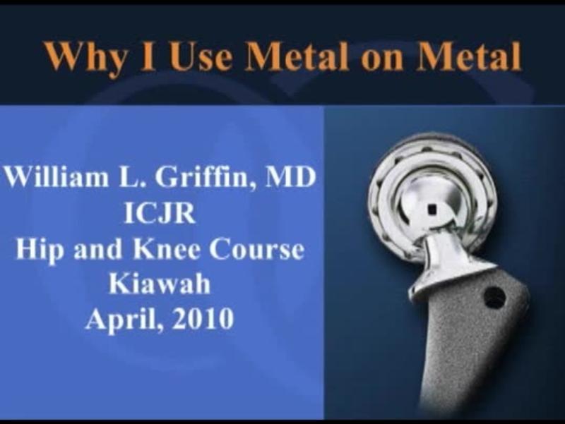 Why I Use Metal On Metal