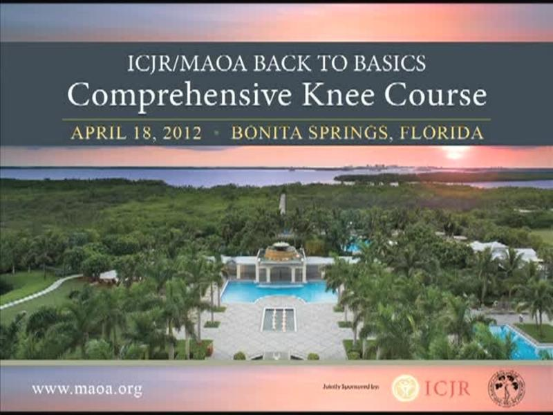 Surgical Anatomy and Approaches to the Knee