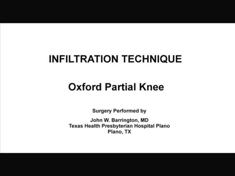 PKA - Infiltration Technique