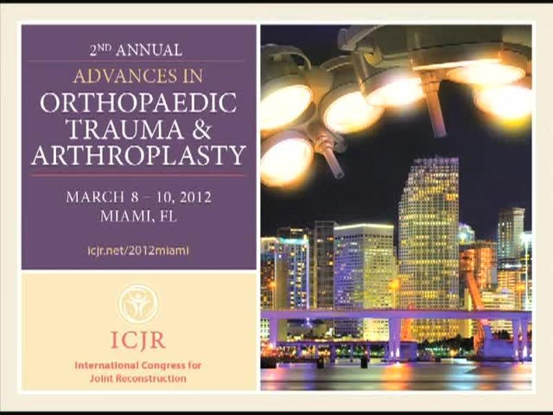 Diagnosis and Treatment of the Infected TKA