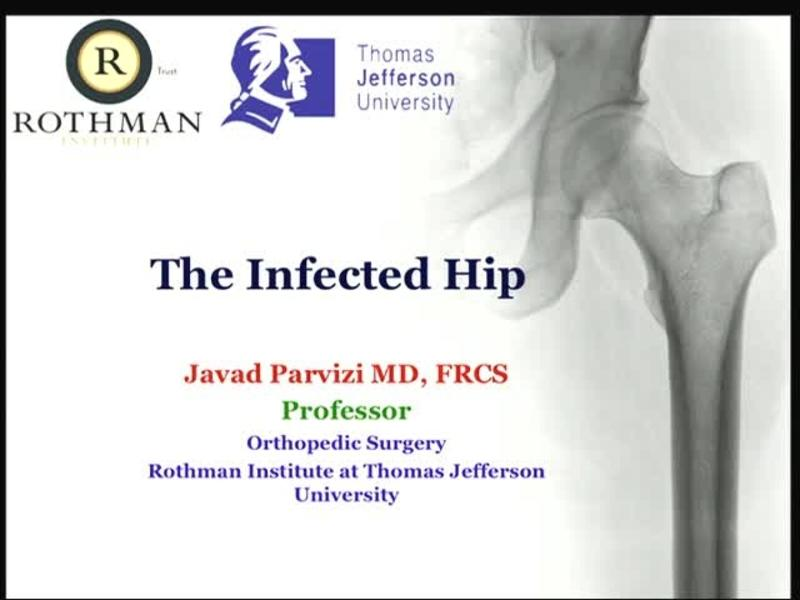 The Infected Hip