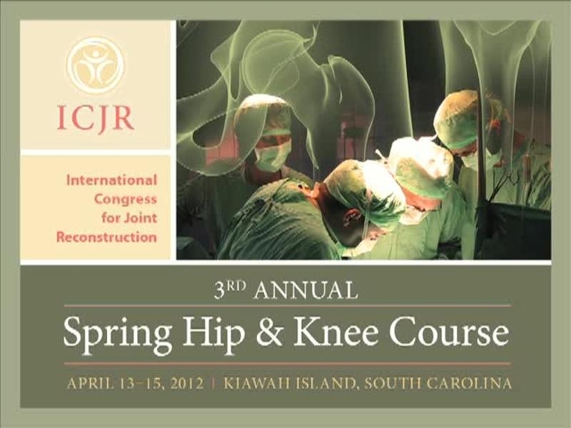 Management of the Infected Total Knee Arthroplasty