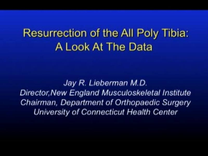 Resurrection Of The All Poly Tibia   A Look At The Data